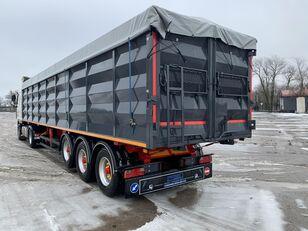 SCHMITZ CARGOBULL CARGOBULL SPR 24 Контейнеровоз самосвал! 60м3 grain semi-trailer