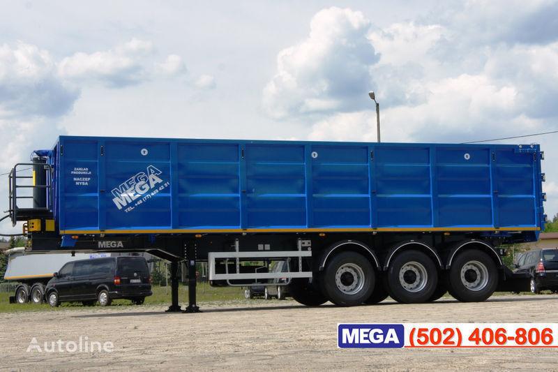new MEGA 38/10200 KD pama k tyagachu 6x4 grain truck semi-trailer