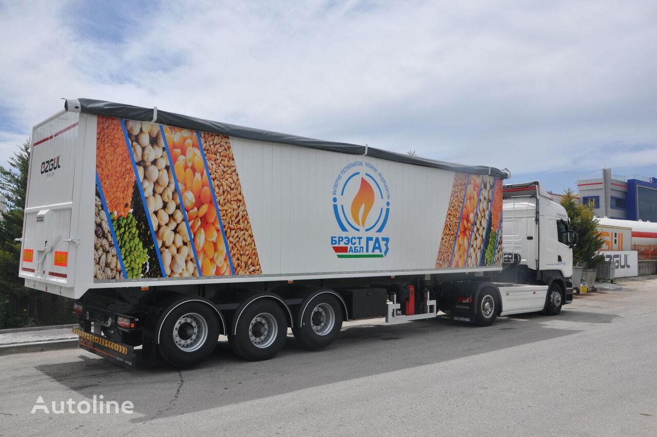 OZGUL TIPPING TRAILER FOR GRAIN  grain truck semi-trailer