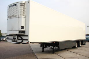 FLOOR BLOEMEN PLANTEN A.P.K. / T.U.V. 02 - 07 2022 isothermal semi-trailer
