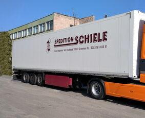 SCHMITZ CARGOBULL SKO 24 isothermal semi-trailer