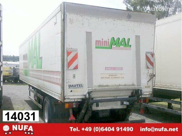Andere VTS 10/10.1 ZL isothermal semi-trailer