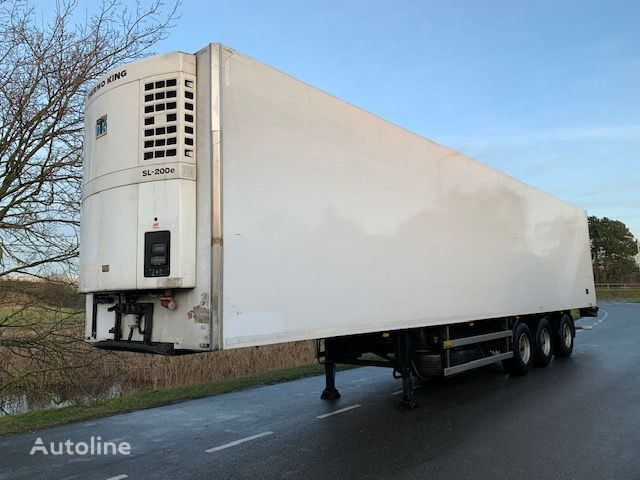 DRACO Thermo King SL-200e isothermal semi-trailer
