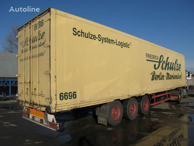 KÖGEL isothermal semi-trailer