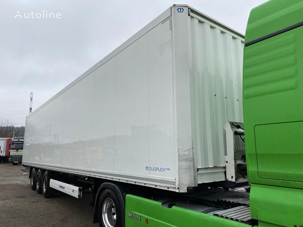 KRONE SD isothermal semi-trailer