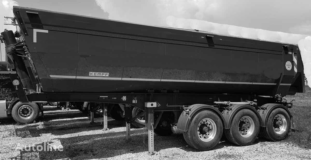 Kempf SKM 35/3 isothermal semi-trailer