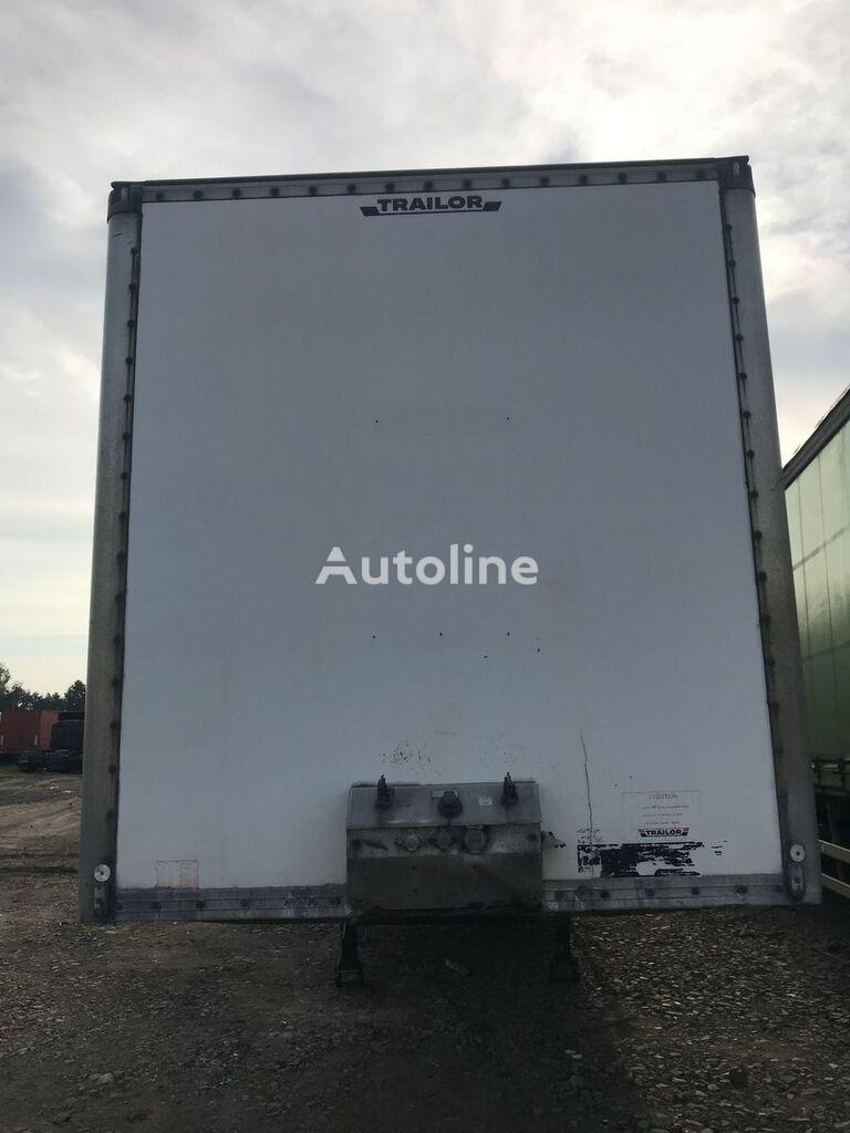 TRAILOR isothermal semi-trailer