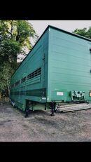 PEZZAIOLI SBA 32   2 ETAGE livestock semi-trailer
