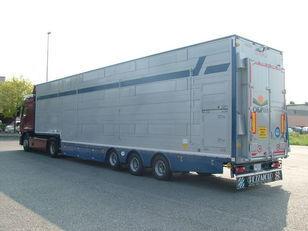 new PEZZAIOLI SBA31  3+3 этажа загрузки livestock semi-trailer
