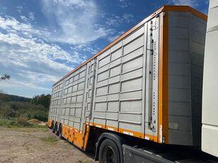 PLAVAC PLATEK livestock semi-trailer