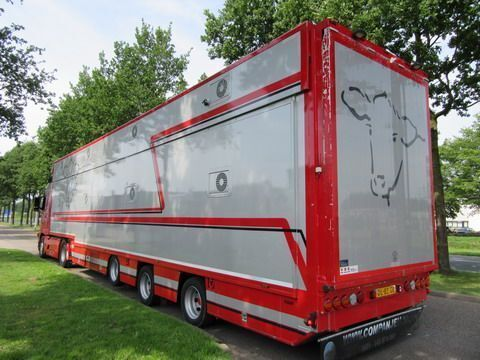 CUPPERS LVO 12-27 ASL livestock semi-trailer