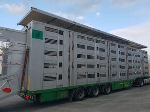 Menke-Janzen livestock semi-trailer
