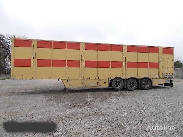 PEZZAIOLI livestock semi-trailer