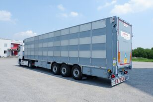 new PEZZAIOLI SBA63 (у наявності, в Києві) livestock semi-trailer