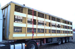 TRAILOR GUITTON 3 levels for pigs livestock semi-trailer
