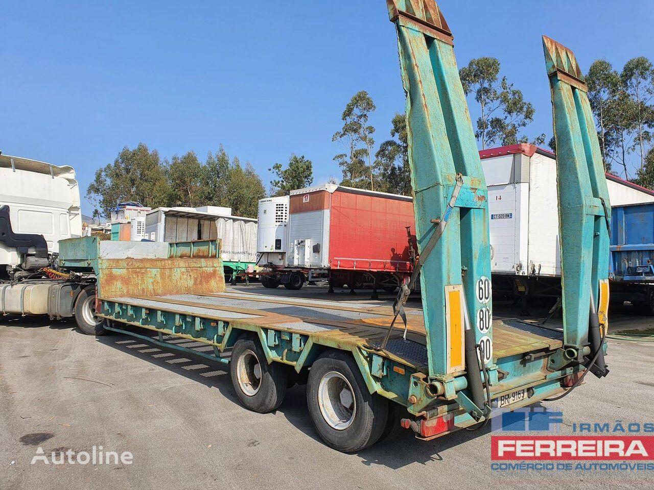 ACTM S33215 low bed semi-trailer