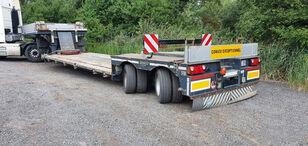 BROSHUIS 2 ABD-38 low bed semi-trailer