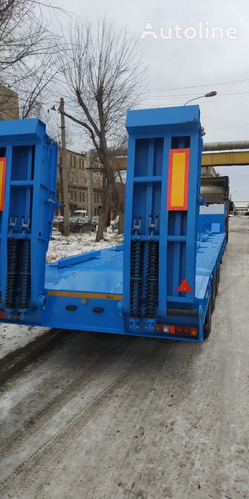 new CHMZAP 99903-033-NS-PS low bed semi-trailer