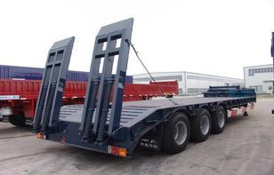 CMT CIMC 70T 50T low bed semi-trailer