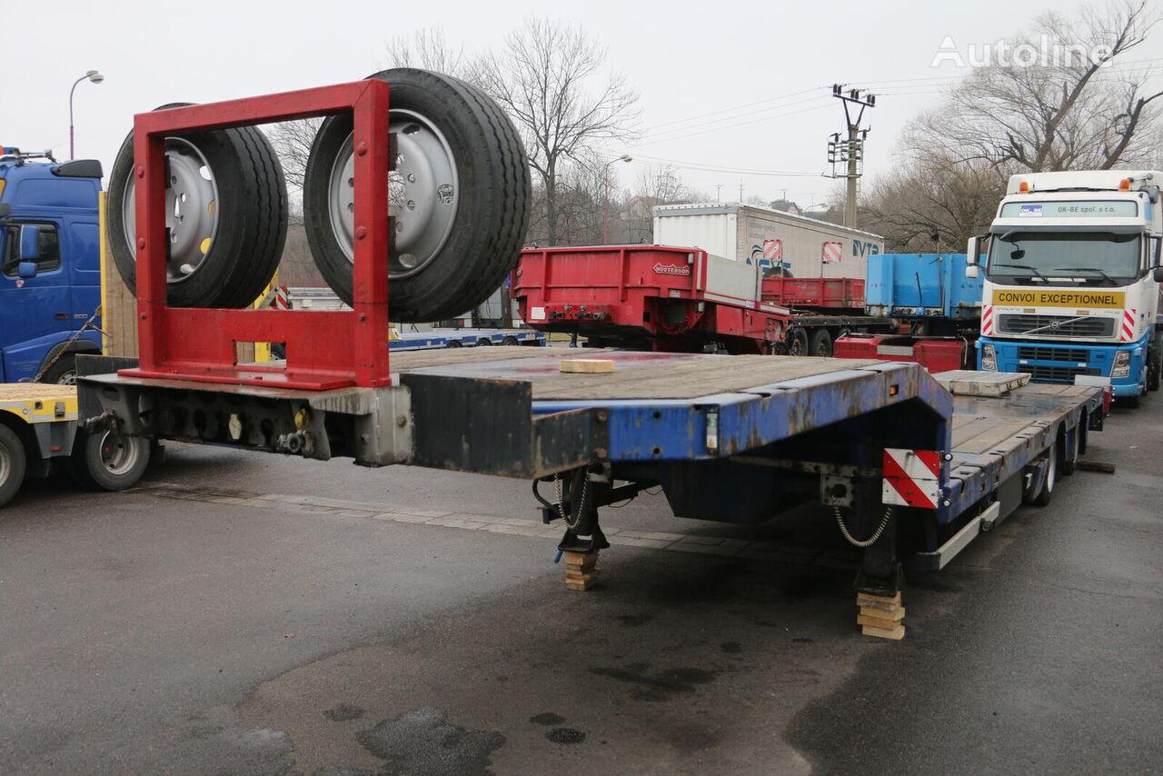 DOLL S2L-N low bed semi-trailer