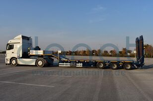 new DONAT Lowbed with metalization - EC Certified low bed semi-trailer