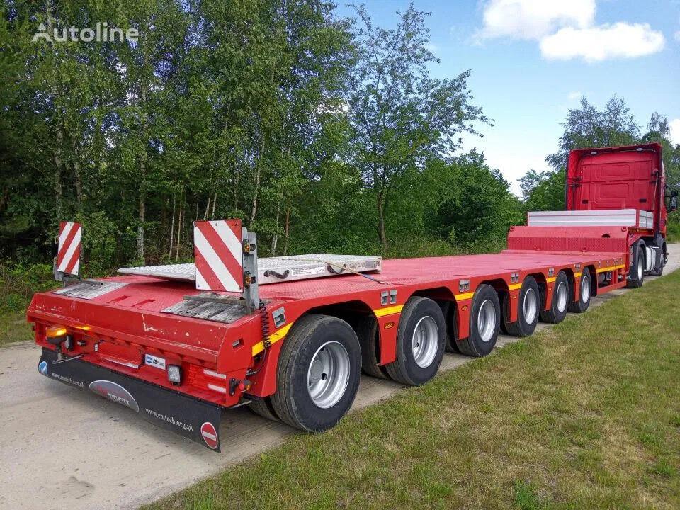 Damm EMTECH low bed semi-trailer