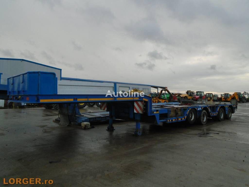 EMTECH NNR65 low bed semi-trailer