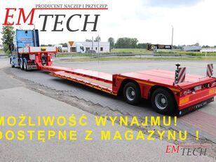 new EMTECH SERIA NNT model 2.NNT-1R-2H (CB) - Odpinana Gęsia Szyja low bed semi-trailer