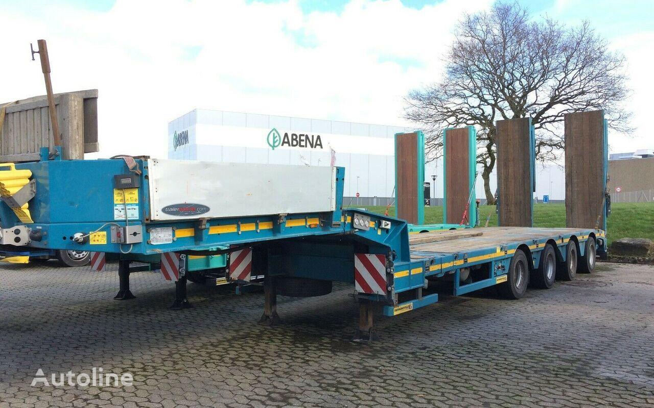 FAYMONVILLE low bed semi-trailer