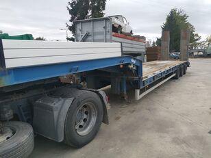 FLIEGL SDS 480 3 axle 2006 ramp low bed semi-trailer