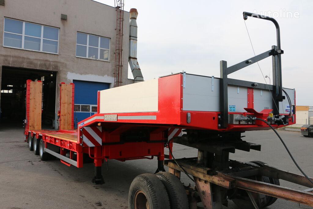GOLDHOFER STN-L3 low bed semi-trailer