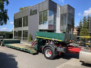 GOLDHOFER STZ-VL2-24-80 low bed semi-trailer