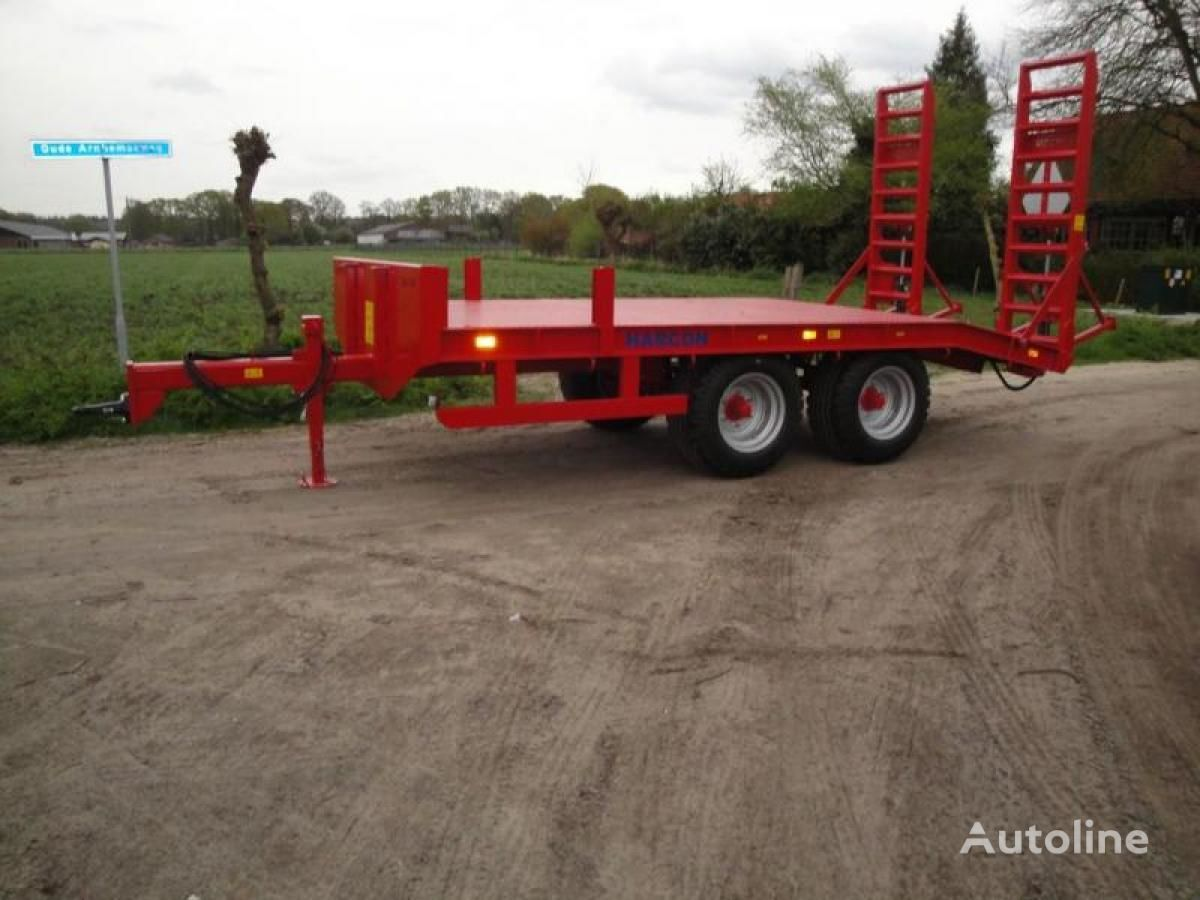 new HARCON OW 8000 low bed semi-trailer