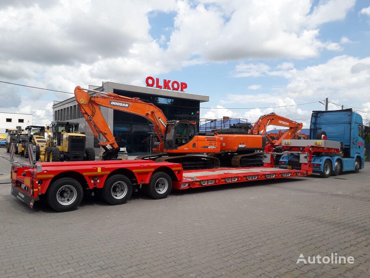 new KASSBOHRER LB 3E  / Nowa  Zarejestrowana low bed semi-trailer
