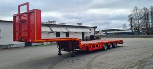 KASSBOHRER Semi 3os low bed semi-trailer