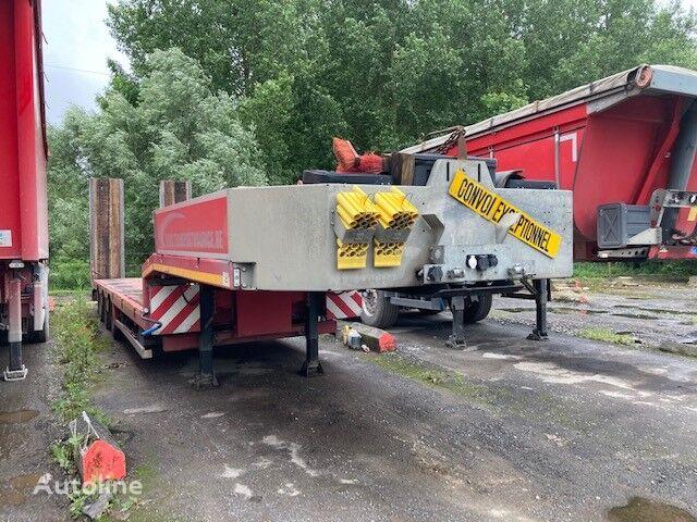 MAX Trailer low bed semi-trailer