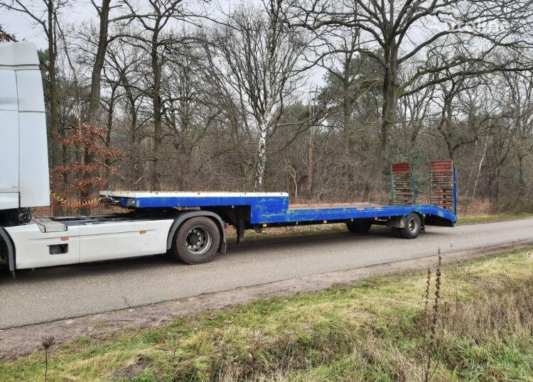 NOOTEBOOM low bed semi-trailer