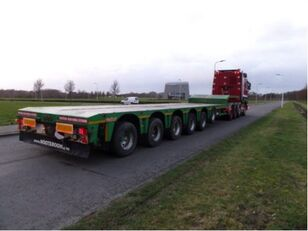 NOOTEBOOM Nooteboom MCO 97 06V Extendable Semi Low Loader low bed semi-trailer