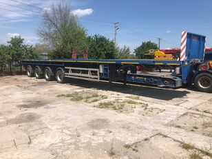 NOOTEBOOM OVB-73-04V(T) low bed semi-trailer
