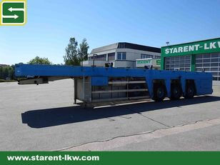 ORTHAUS Innenlader OGT 24/B low bed semi-trailer