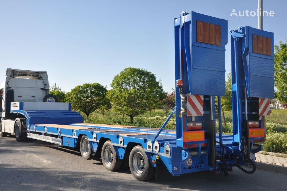 new OZGUL 3 AXE LOWBED SEMI TRAILER  low bed semi-trailer