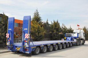 new OZGUL 8  AXLE LOWBED SEMI TRAILER  low bed semi-trailer