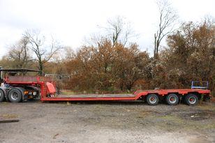 SCHEUERLE STG-2034-SA low bed semi-trailer