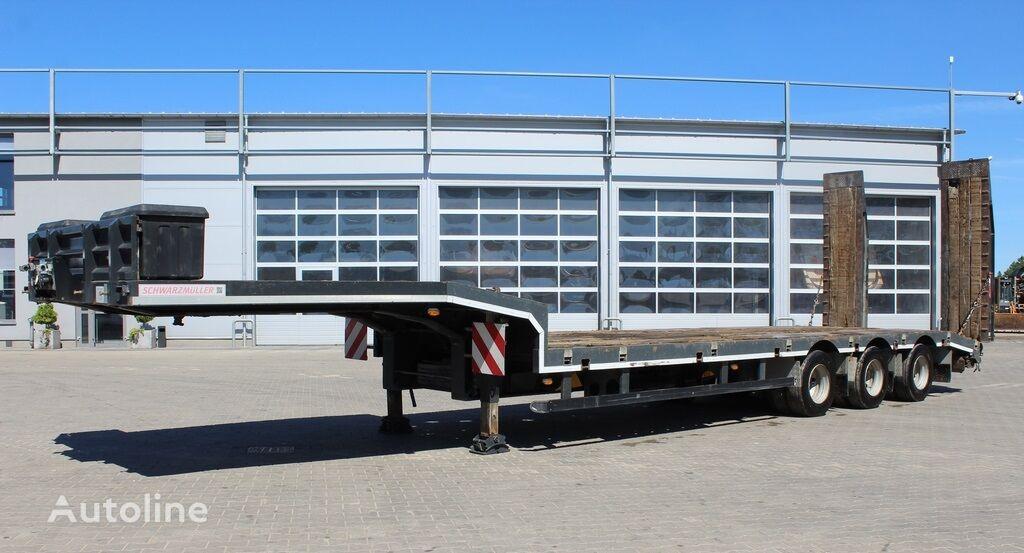 SCHWARZMÜLLER F-serie low bed semi-trailer