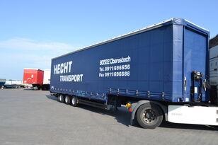 SCHWARZMÜLLER SAF low bed semi-trailer