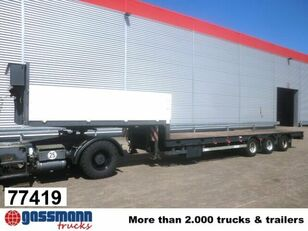 SCHWARZMÜLLER STP / 3/ZV-N low bed semi-trailer