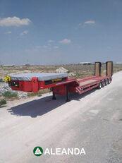 new SCORPION TRAILER 4 AXLE ( 3-4-5 осні ) Трал low bed semi-trailer