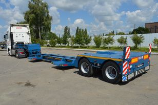 TAD Classic 25-2 low bed semi-trailer