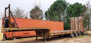 Traylona GP3 ABS low bed semi-trailer