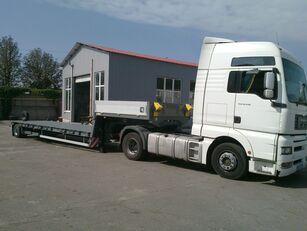 new VARZ НПВ-1408 low bed semi-trailer